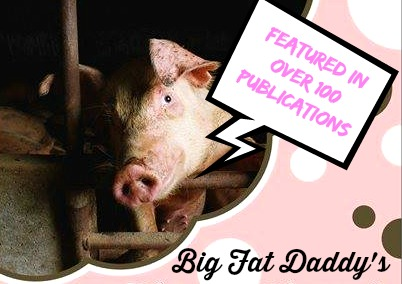 Big Fat Daddys Featured In Over 100 Publications