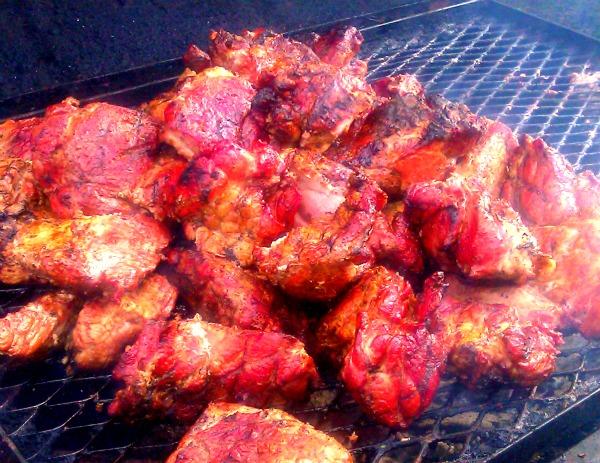 pork barbecue big fat daddys