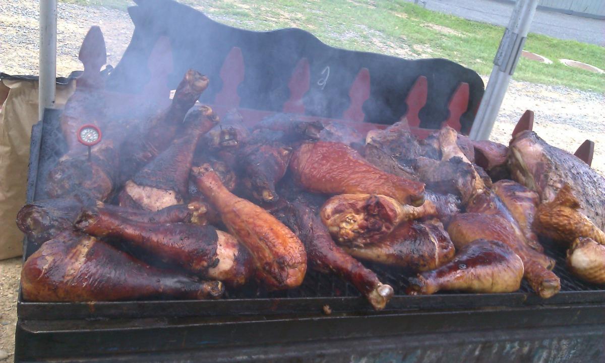 Turkey Legs Big Fat Daddy's