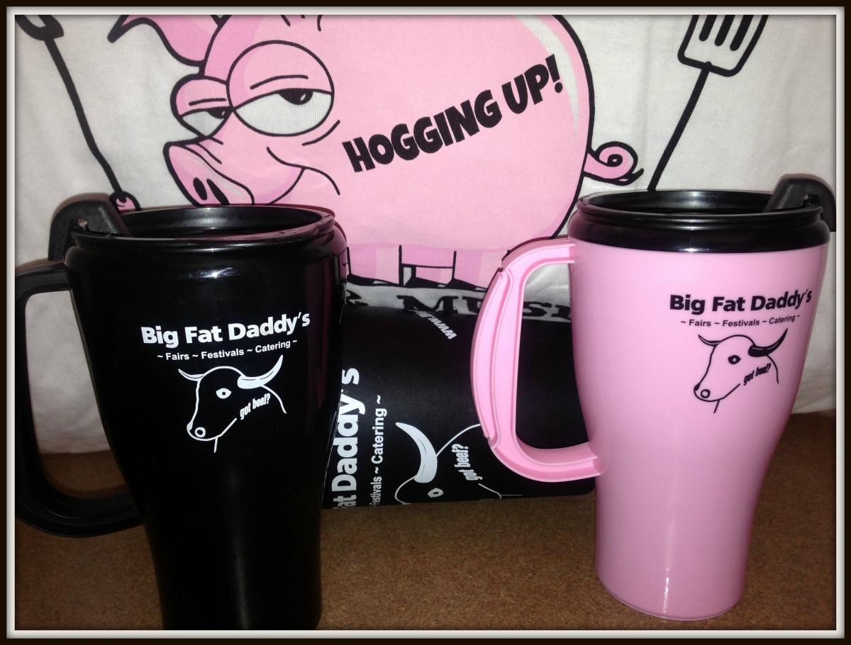 Big fat daddys mugs