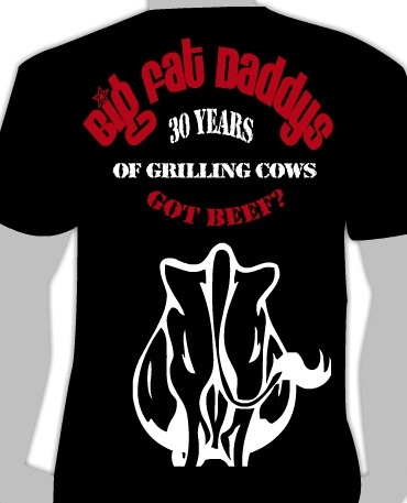 got beef shirt tshirt big fat daddys