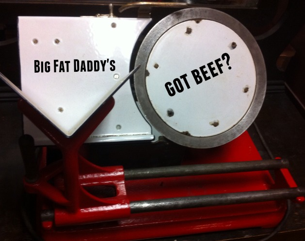 Big Fat Daddys Got Beef