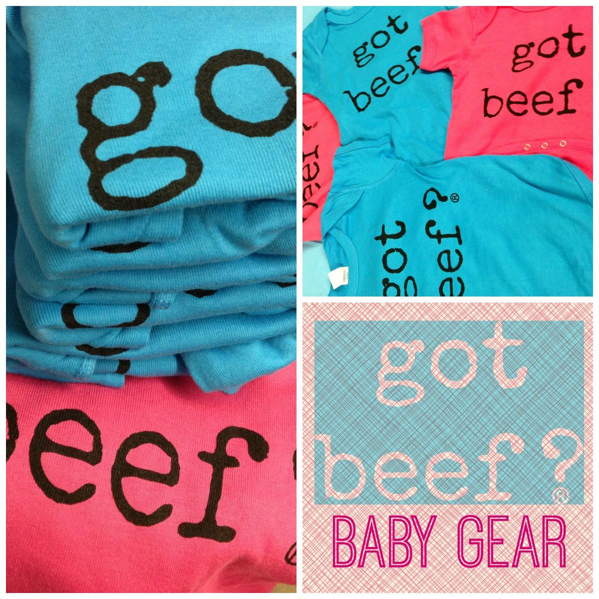 Got Beef Baby Gear